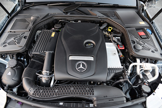 Mercedes-Benz C 180 Exclusive