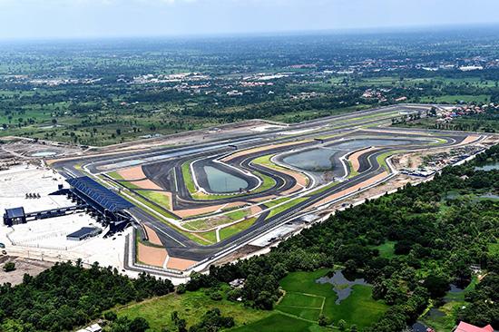 สมาพันธ์จักรยานยนต์นานาชาติ,FIM,ช้าง อินเตอร์เนชั่นแนล เซอร์กิต,เวิลด์ ซูเปอร์ไบค์ ชิงแชมป์โลก,Chang International Circuit,BuriramUnited International Circuit