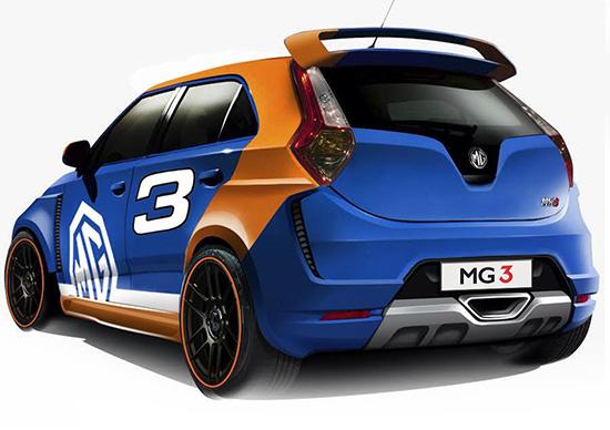 MG3,เอ็มจี,มอเตอร์เอ็กซ์โป 2014,มหกรรมยานยนต์ครั้งที่ 31,MG6 Black Top Design,MG6,MG Roadside Assistant,รถยนต์ เอ็มจี