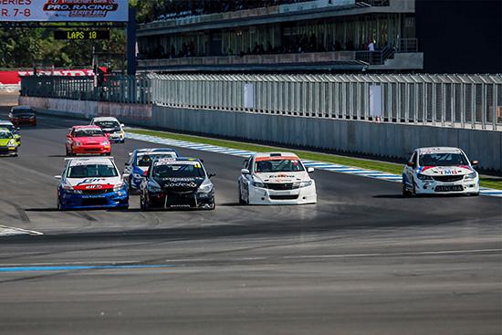 ธนชาต โปร. เรซซิ่ง ซีรีส์ 2014,ผลการแข่งขันธนชาต โปร. เรซซิ่ง ซีรีส์ 2014,การแข่งขันรถยนต์ทางเรียบชิงแชมป์ประเทศไทย,โปร. เรซซิ่ง ซีรีส์ 2014,Thanachart Pro racing series 2014,Pro racing series 2014