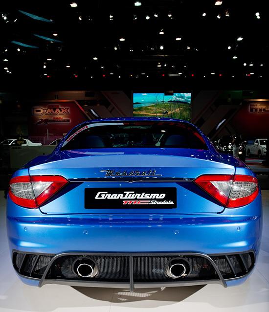 มาเซอร์ราติ,Maserati GranTurismo MC Stradale,Maserati Quattroporte Diesel,Maserati Ghibli Diesel,งาน Motor Expo 2014,Maserati Granturismo MC Stradale,เอ็มไพร์ มอเตอร์ สปอร์ต