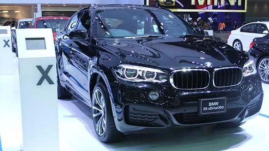 BMW M4 Coupe,M4 Coupe,BMW X6 xDrive30d M Sport,BMW 428i Gran Coupe M Sport,BMW X3 ใหม่,MINI Hatch 5 ประตู,bmw i8