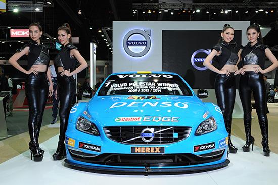 Volvo S60 Polestar STCC,S60 Polestar STCC,S60 Polestar,วอลโว่ S60 Polestar STCC,motor expo 2014