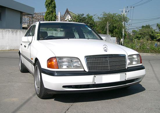 Mercedes- Benz C180,Benz C180,Benz C180 โฉมแรก,Mercedes-Benz C-Class โฉมแรก,C180, Benz C180,เบนซ์ C180,เบนซ์ C180 โฉมแรก,เบนซ์ C-Class โฉมแรก,W202,C180 W202,Benz C180 W202, Benz W202,รถเบนซ์มือสอง
