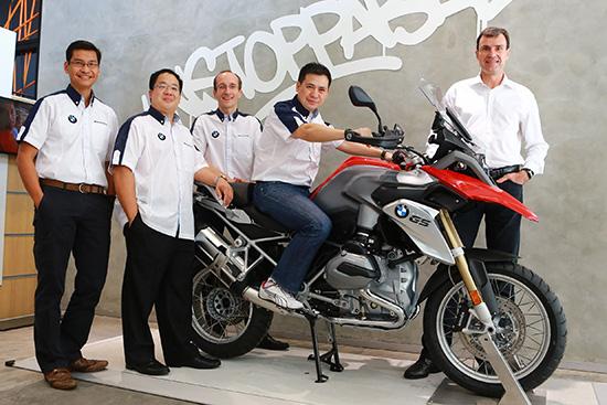 บีเอ็มดับเบิลยู มอเตอร์ราด,มอเตอร์ไซค์บีเอ็มดับเบิลยู,R 1200 GS,F 800 R,F 800 GS,BMW R 1200 R