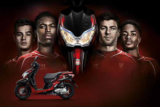 Honda MOOVE Liverpool FC Limited Edition,Honda MOOVE MUFC Limited Edition,Honda MOOVE Man U,Honda MOOVE,Honda MOOVE ลิเวอร์พูล,Honda MOOVE แมนเชสเตอร์ยูไนเต็ด,ราคา Honda MOOVE Liverpool FC Limited Edition,ราคา Honda MOOVE MUFC Limited Edition,Honda Wing Center