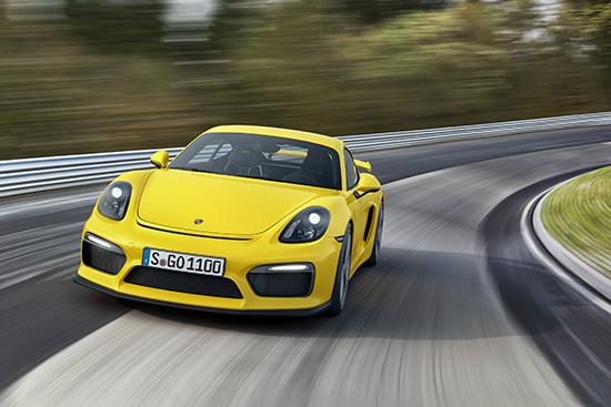 Porsche Cayman GT4,Cayman GT4,เคย์แมน จีที4,ปอร์เช่ เคย์แมน จีที4,2015 Cayman GT4