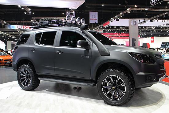 Chevrolet Colorado High Country,Colorado High Country,เชฟโรเลต โคโรลาโด ไฮคันทรี่,โคโรลาโด ไฮคันทรี่,Chevrolet Trailblazer,Chevrolet Trailblazer MY2015