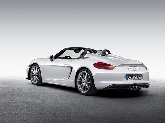 Porsche Boxster Spyder,Boxster Spyder,บ็อกซเตอร์ สไปเดอร์,มหกรรมยานยนต์ New York International Auto Show,ปอร์เช่ บ็อกซเตอร์ สไปเดอร์,เอเอเอส ออโต้ เซอร์วิส,AAS AutoService