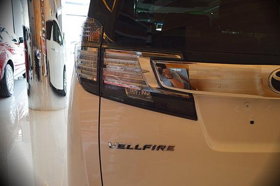 All New Vellfire,Toyota Vellfire 2015,Toyota Vellfire 2015 ราคาพิเศษ,แคมเปญ Toyota Vellfire 2015,รีวิวรถใหม่