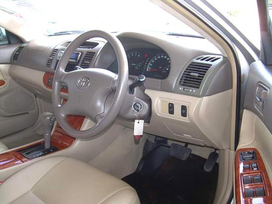 Toyota Camry 2.0E,Toyota Camry,Toyota Camry ปี 2002,โตโยต้า คัมรี่ ปี 2002,โตโยต้า คัมรี่ มือสอง,รถมือสอง โตโยต้า คัมรี่,รถมือสอง,รถยนต์มือสอง,คัมรี่ ปี 2002,Camry ปี 2002,เครื่อง 1AZ-FE,Toyota Camry โฉมปี 2002