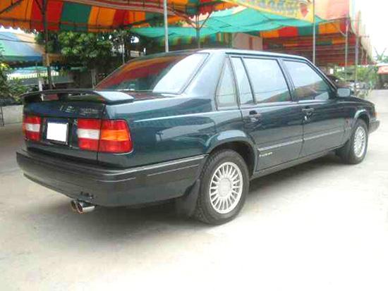 VOLVO 940 SE,VOLVO 940,วอลโว่ 940,วอลโว่ 940 se,940,VOLVO 940 SE มือสอง,รถมือสอง,รถยนต์มือสอง,วอลโว่มือสอง