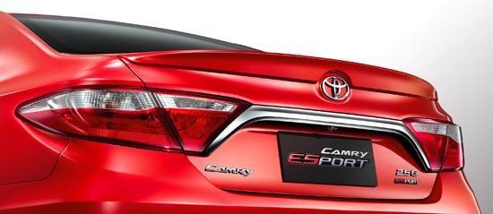 โตโยต้า คัมรี เอสสปอร์ต ใหม่,โตโยต้า คัมรี เอสสปอร์ต,Toyota Camry Esport ใหม่,Toyota Camry Esport,ราคา Toyota Camry Esport ใหม่,ราคา โตโยต้า คัมรี เอสสปอร์ต,รีวิว โตโยต้า คัมรี เอสสปอร์ต,2AR-FE Dual VVT-i,Toyota Camry Esport 2015,Camry Esport,คัมรี เอสสปอร์ต,คัมรี เอสสปอร์ต ใหม่