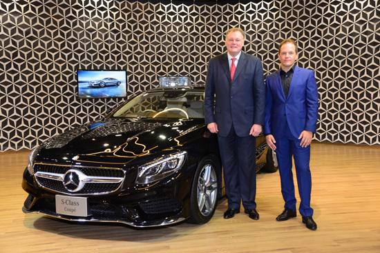 S 500 Coupé AMG Premium,S500 Coupe AMG Premium,S500 Coupe AMG,เมอร์เซเดส-เบนซ์ รุ่นใหม่,S-Class Coupe ใหม่,Mercedes-Benz S 500 Coupe AMG Premium,ราคา S 500 Coupe AMG Premium