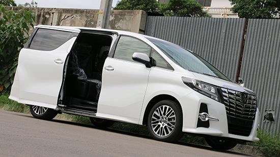 รีวิว New Toyota Alphard,ทดลองขับ New Toyota Alphard,รีวิว Toyota Alphard 2015,ทดลองขับ Toyota Alphard 2015,ทดสอบรถใหม่,รีวิวรถใหม่,Emperor Import Cars,ทดสอบรถ Toyota Alphard 2015,ทดลองขับรถยนต์นำเข้า,2015 Toyota Alphard,Toyota Alphard 2.5 SC