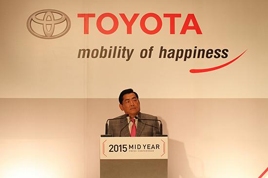 ยอดขายรถยนต์ครึ่งแรกของปี 58,ยอดขายรถยนต์ครึ่งปีแรก,ยอดขายรถยนต์,ยอดขายรถกระบะ,ยอดขายรถยนต์โตโยต้า,ยอดขายรถยนต์ในประเทศไทย,แนวโน้มตลาดรถยนต์ปี 2558,ประมาณการตลาดรถปี 58,ยอดขายรถปี 58