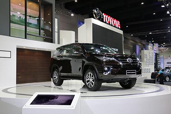 โปรโมชั่นในงาน BIG Motor Sale 2015,แคมเปญ BIG Motor Sale 2015,TOYOTA Fortuner ใหม่,MITSUBISHI Pajero Sport ใหม่,FORD Everest ใหม่,BIG Motor Sale,รถรุ่นใหม่ในงาน BIG Motor Sale 2015,Bangkok International Grand Motor Sale 2015