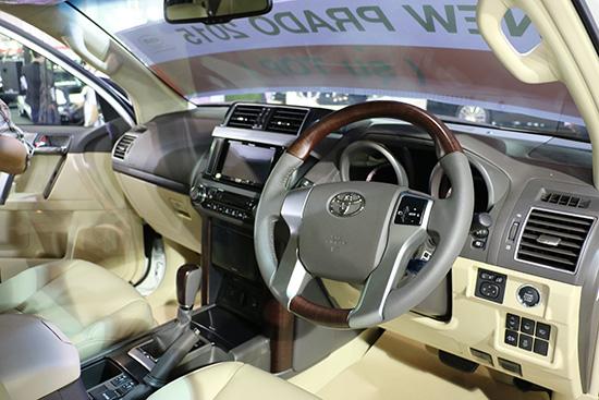 New Land Cruiser Prado TZ-G 2015,New Land Cruiser Prado TZ-G,ETON-IMPORT,ETON IMPORT,รถนำเข้า,Land Cruiser Prado,Land Cruiser Prado TZ-G,Prado TZ-G,ราคา Land Cruiser Prado TZ-G,รีวิว New Land Cruiser Prado TZ-G 2015