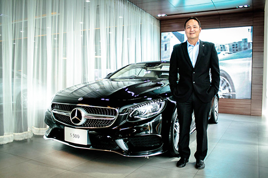 เบนซ์สตาร์แฟลก,งาน BIG Motor Sale 2015,เปิดตัว E 200 Edition E,เปิดตัว E200 Edition E,Mercedes-AMG GT S,Benz Star Flag,โชว์รูมเบนซ์สตาร์แฟลก