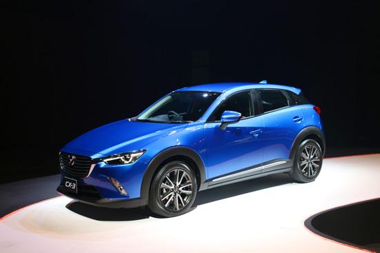 All-New Mazda CX-3,Mazda CX-3,Mazda CX-3 2015,มาสด้า CX-3, Skyactiv-D, Skyactiv-G,มาสด้า ซีเอ็กซ์3,รีวิว All-New Mazda CX-3,รีวิว Mazda CX-3,รีวิวรถใหม่ Mazda CX-3 2015,รีวิวมาสด้า ซีเอ็กซ์3,ราคา Mazda CX-3 ใหม่