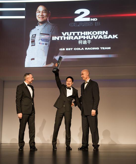 ผลการแข่งขัน Porsche Carrera Cup Asia 2015,ผลการแข่งขันปอร์เช่ คาร์เรร่า คัพ เอเซีย 2015,Porsche Carrera Cup Asia 2015,วุฒิกร อินทรภูวศักดิ์
