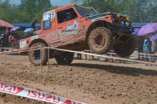 OFF ROAD TROPHY 2015,การแข่งขันรถยนต์ออฟโรด,ผลการแข่งขัน OFF ROAD TROPHY 2015 ระยอง