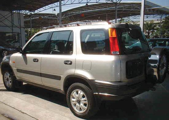 HONDA CR-V,HONDA CR-V 2.0 EXi,HONDA CR-V ปี 96-01,CR-V ปี 96-01,CR-V ปี 96,HONDA CR-V มือสอง,HONDA CR-V โฉมแรก,HONDA CR-V ตัวแรก,สเปก HONDA CR-V 2.0 EXi,ฮอนด้า CR-V โฉมแรก