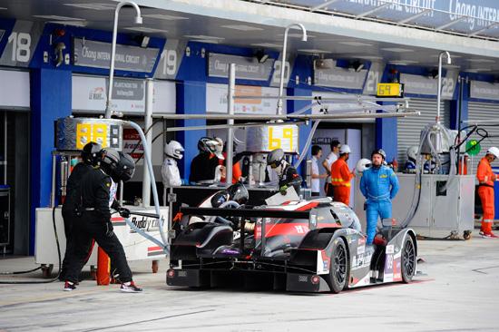 เอเชียน เลอมังส์,เอเชียน เลอมังส์ สนามช้าง,สนามช้าง อินเตอร์เนชั่นแนล เซอร์กิต,เอเชียน เลอมังส์ ซีรีส์ 2015-2016,เอเชียน เลอมังส์ ซีรีส์ 2015-2016 สนาม 3,ผลการแข่งขัน LMP3,Asian Le Mans 3 Hours of Thailand,Asian Le Mans Thailand