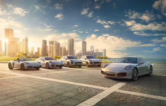 เผยยอดจำหน่ายปอร์เช่,เผยยอดขายปอร์เช่,รถยนต์ปอร์เช่,เอเอเอส ออโต้ เซอร์วิส,Porsche Centre Bangkok,Porsche Centre Pattanakarn,Porsche City Showroom Siam Paragon