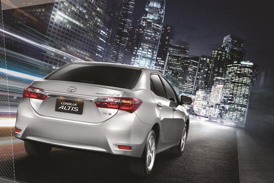 Toyota Corolla Altis 2016,โคโรลล่า อัลติส 2016,โตโยต้า โคโรลล่า อัลติส รุ่นปรับปรุงใหม่,โคโรลล่า อัลติส รุ่นปรับโฉมใหม่,โตโยต้า โคโรลล่า อัลติส รุ่นปรับปรุงใหม่,Altis 2016