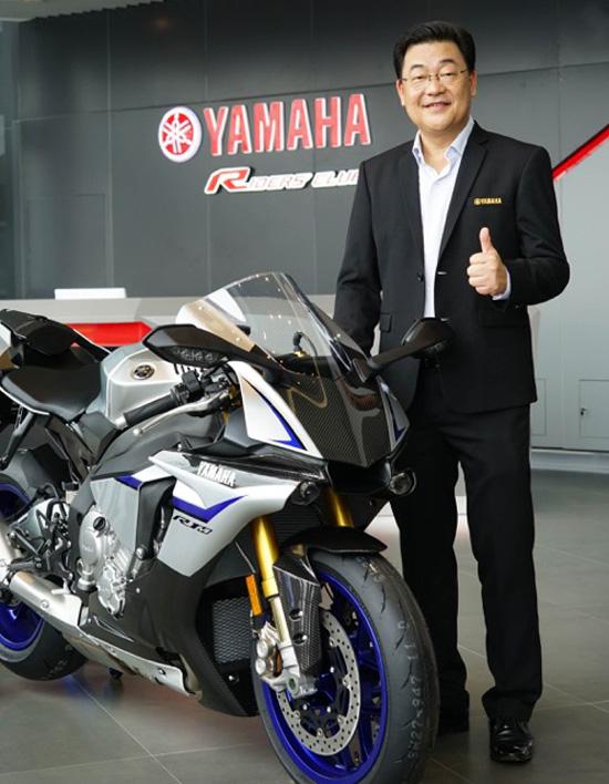 ไทยยามาฮ่ามอเตอร์,กลยุทธ์เครือข่าย 3S,ยอดจดทะเบียนรถจักรยานยนต์,Revs Your Heart,Yamaha Sporty,Yamaha Moto Challenge