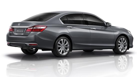 ฮอนด้า แอคคอร์ด ใหม่,แอคคอร์ด ใหม่,New Honda Accord 2016,New Honda Accord,ฮอนด้า แอคคอร์ด 2016,แอคคอร์ด ใหม่ 2016