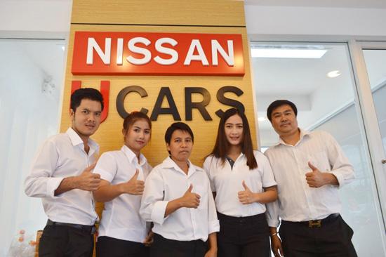 NISSAN EMPEROR U-Cars,NISSAN EMPEROR,U-Cars,รถนิสสันมือสอง,นิสสันมือสอง,ฉัตรชัย วณิชธนานันต์,นิสสัน เอ็มเพอร์เรอร์,NISSAN U-Cars,รถยนต์นิสสันใช้แล้ว