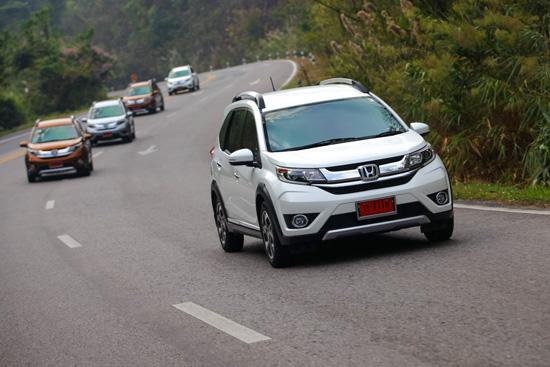ทดสอบรถ Honda BR-V,ทดสอบ Honda BR-V,รีวิว Honda BR-V,รีวิวฮอนด้า บีอาร์-วี,ทดสอบรถ,ทดลองขับ Honda BR-V,ลองขับ Honda BR-V,Honda BR-V 2016,testdrive Honda BR-V,คลิปทดสอบ Honda BR-V