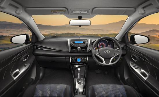 Toyota Vios 2016,วีออส รุ่น Exclusive,วีออส รุ่นปรับปรุงใหม่,โตโยต้า วีออส รุ่น Exclusive,โตโยต้า วีออส รุ่นปรับปรุงใหม่,เครื่องยนต์ Dual VVT-i,Toyota Vios ใหม่,Toyota Vios Exclusive,วีออส เกียร์อัตโนมัติ CVT 7 สปีด,ราคา Toyota Vios 2016