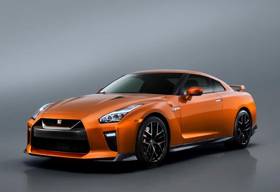 Nissan GT-R,Nissan GTR,Nissan GT-R 2017,Nissan GTR 2017,2017 Nissan GT-R,2017 Nissan GTR,New York International Auto show,นิสสัน GT-R ใหม่,GTR ใหม่