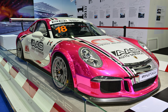 911 คาร์เรร่า,911 Carrera,porsche 911 Carrera,porsche 911,Cayenne S E-Hybrid,Porsche 911 GT3 Cup,Cayman GT4,MotorShow 2016,ปอร์เช่ AAS,เอเอเอส ออโต้ เซอร์วิส