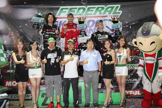 Singha KIB Federal Drift Team Thailand,แข่งดริฟท์,รถดริฟท์,ปอ ตนุภัทร เลิศทวีวิทย์,ยาง Federal,ยางเฟดเดอรัล