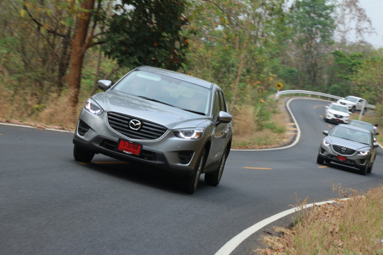 รีวิว Mazda CX-5 ใหม่,รีวิวมาสด้า CX-5 ใหม่,ทดสอบ Mazda CX-5 ใหม่,ทดสอบรถมาสด้า CX-5 ใหม่,รีวิว Mazda CX-5 ใหม่ ดีเซล,รีวิวมาสด้า CX-5 ใหม่ ดีเซล,เครื่องยนต์ SKYACTIV-D,ทดลองขับ Mazda CX-5 ใหม่