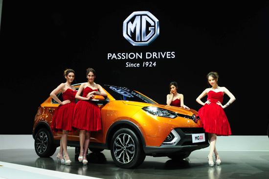 ยอดจองมอเตอร์โชว์,แพสชั่น เซอร์วิส,ยอดจองรถยนต์เอ็มจี,Passion Service,MG Passion-Service