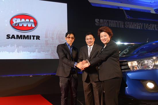 สามมิตร,รถเพื่อการท่องเที่ยว,Sammitr Smart Mobility,Sammitr Smart Drive,การท่องเที่ยวแห่งประเทศไทย,ททท.