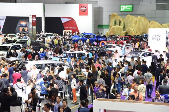 BIG Motor Sale 2016,มหกรรมยานยนต์เพื่อขายแห่งชาติ,ยานยนต์ สแควร์ กรุ๊ป,BIG Motor Sale,BIG Motor Sale ไบเทค บางนา,จรวย ขันมณี,แคมเปญ BIG Motor Sale 2016,โปรโมชั่น BIG Motor Sale 2016