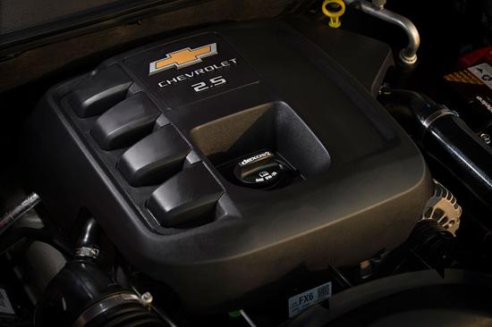 เครื่องยนต์ดูราแม็กซ์ 4 สูบ ดีเซลเทอร์โบ 2.5 ลิตร เทอร์โบแปรผัน VGT,Chevrolet Colorado 2016,Chevrolet Colorado 2017,Chevrolet Colorado รุ่นใหม่ล่าสุด,เชฟโรเลต โคโลราโดรุ่นใหม่,โคโลราโด รุ่นใหม่,ราคา Chevrolet Colorado ใหม่,Chevrolet Colorado ใหม่