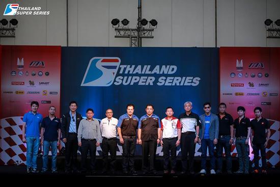 Thailand Super Series 2016,TCR Thailand,เรซซิ่ง สปิริต,ปรีดา ตันเต็มทรัพย์,Thailand Super Series,การแข่งขันรถยนต์ทางเรียบ Thailand Super Series 2016