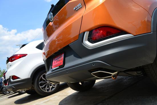 รีวิว MG GS,MG GS รีววิว,test MG GS,ทดสอบรถ MG GS,ทดลองขับ MG GS,เทสรถ MG GS,MG GS,All-New MG GS,All-New MG GS 2016,2016 MG GS,เอ็มจี จีเอส,รถยนต์ MG,เอสยูวี MG,SUV MG