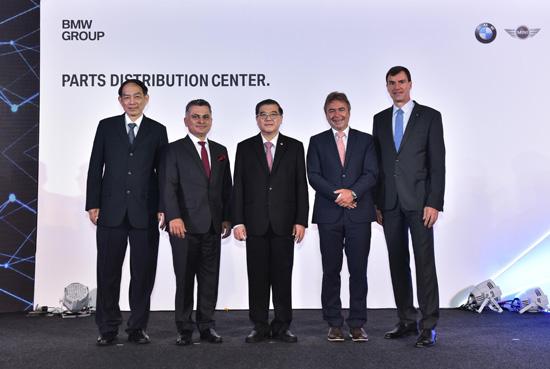 คลังอะไหล่แห่งใหม่ บีเอ็มดับเบิลยู กรุ๊ป ประเทศไทย,คลังอะไหล่บีเอ็มดับเบิลยู,โครงการบางกอกฟรีเทรดโซน