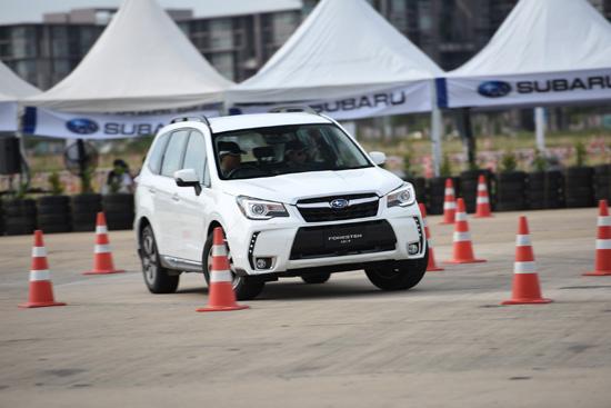 Subaru Driving Experience 2016,ทดลองขับรถยนต์ซูบารุ,ทดลองขับ Subaru,New Forester
