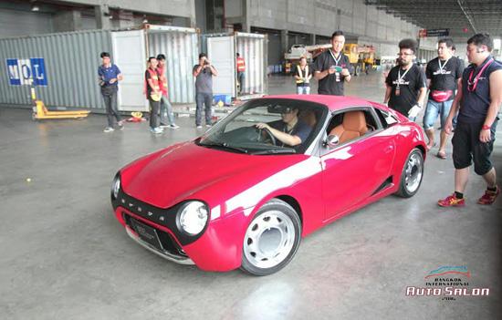 Bangkok Auto Salon 2016,Bangkok AutoSalon 2016,อิมแพค เมืองทองธานี,รถแต่ง,TOYOTA 86,TOYOTA CROWN BLACK PEARL,SUBARU BRZ JUN AUTO MECHANIC,NISSAN GT-R R35 AIMGAIN,MAZDA ROADSTER AIMGAIN,MAZDA RX-7 KRC,Honda S-660 Neo Classic Concept,HONDA S2000 TOPFUE