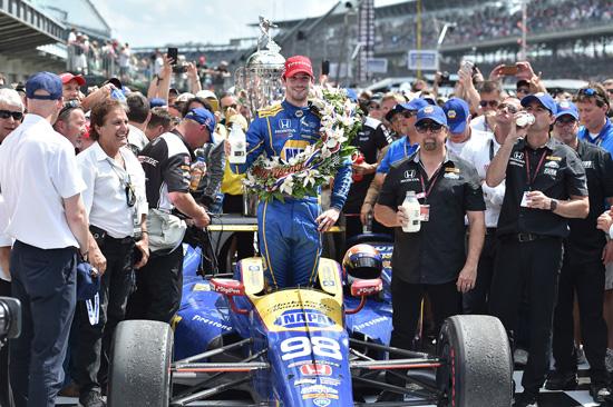 ยางไฟร์สโตน,2016 Indianapolis 500? Mile Race,2016 Indianapolis 500,Indianapolis 500,บริดจสโตนเซลส์