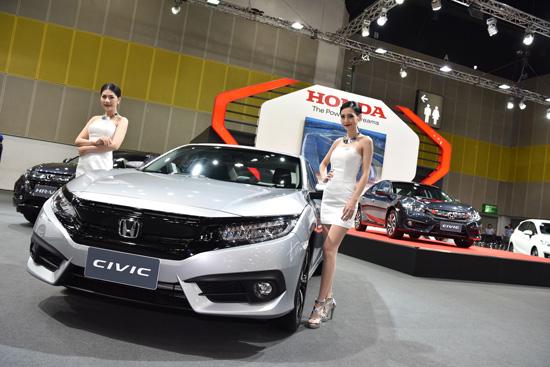 ฮอนด้า ซีวิค ใหม่,honda civic 2016,ฮอนด้า แอคคอร์ด ใหม่,honda accord 2016,ฮอนด้า บีอาร์-วี,honda br-v,แคมเปญ ฮอนด้า ใจดี ช่วยผ่อน,แคมเปญฮอนด้า,Fast Auto Show Thailand 2016,Fast Auto Show 2016